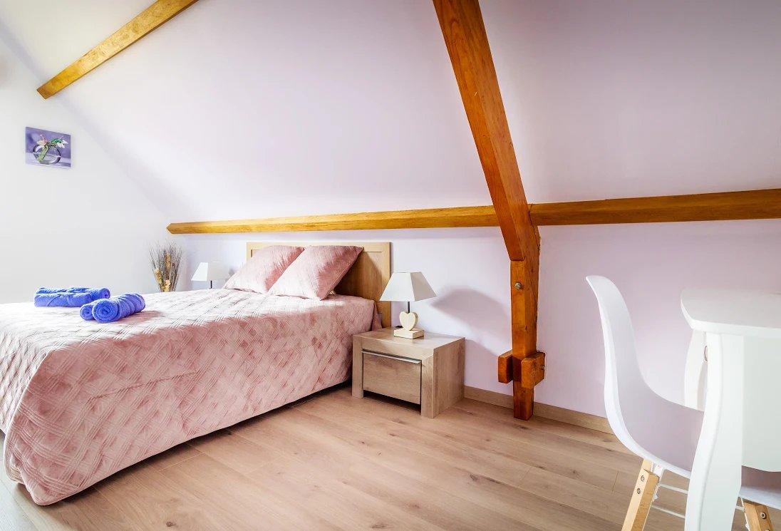chambre d 39 h te en baie de somme pink lady le verger du. Black Bedroom Furniture Sets. Home Design Ideas